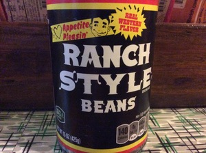 Beans—Ranch Style